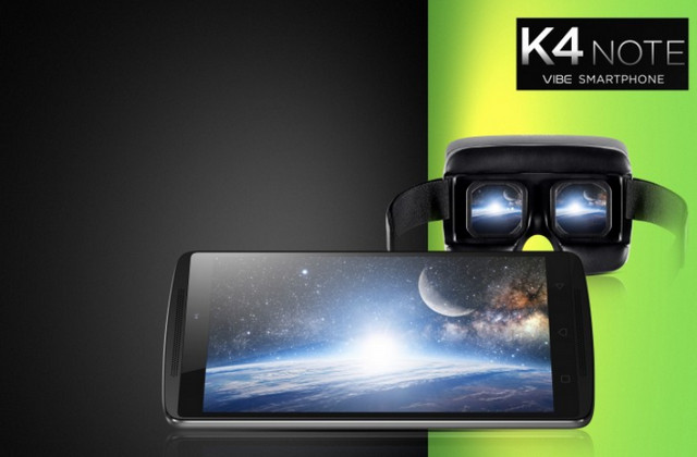 Setidaknya Ada 200.000 Konsumen India Naksir Lenovo Vibe K4 Note