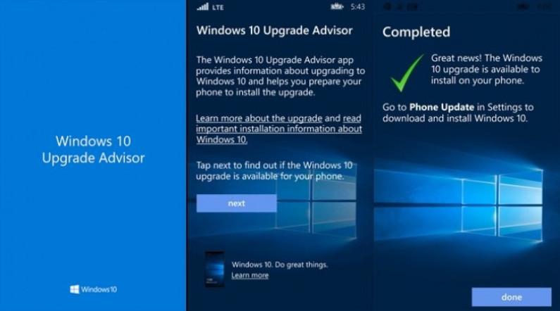 Mau Update Lumia ke Windows 10 Mobile