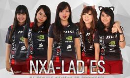 Gamer Cantik NXA-Ladies Bakal Nge-Host di CliponYu