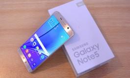 Samsung Galaxy Note5 Perangkat Idola Amerika Serikat