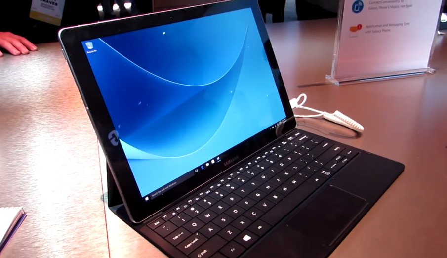 Samsung Galaxy TabPro S 3