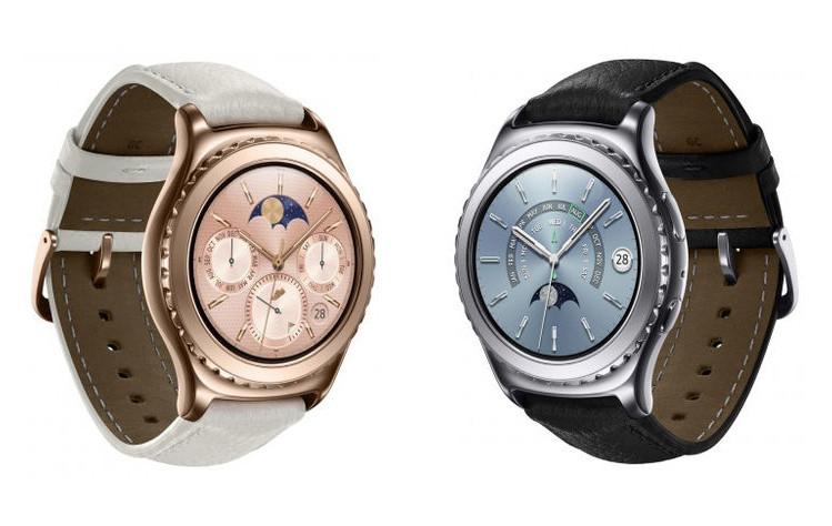 Samsung Gear S2 Rose Gold dan Platinum Mulai Dipasarkan di Belanda