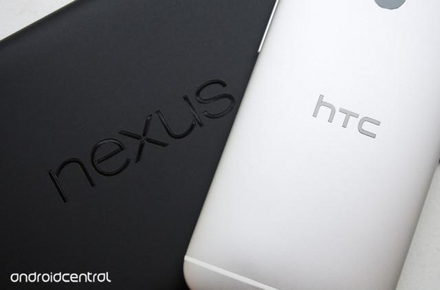 Smartphone HTC Nexus Diberi Kode T50 dan T55