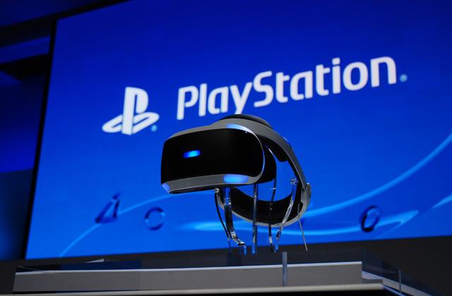 PlayStation VR Disebut-Sebut Bakal Rilis Musim Gugur 2016