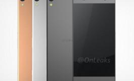 Sony Xperia C6 Punya Bezel Tebal Keatas, Tipis Kesamping