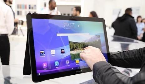 Tablet Jumbo Samsung Galaxy View Meluncur di Taiwan
