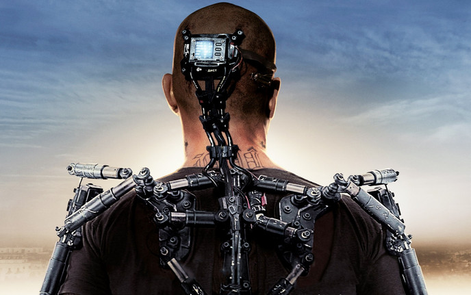 Tawan, Manusia Robot Seperti di Film Elysium Benar-benar Ada di Indonesia