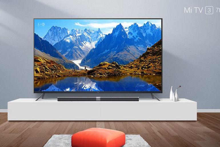 Xiaomi Luncurkan Televisi Pintar 70 Inci Mi TV 3
