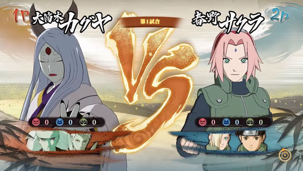 Trailer Baru Naruto Shippuden Ultimate Ninja Storm 4 Perlihatkan Pertarungann Antara Kaguya Otsutsuki vs. Sakura Haruno