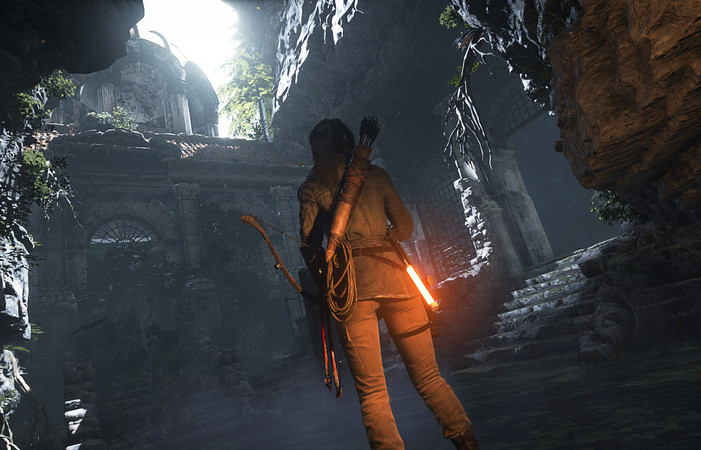 Trailer Rise Of The Tomb Raider Versi PC Diperlihatkan