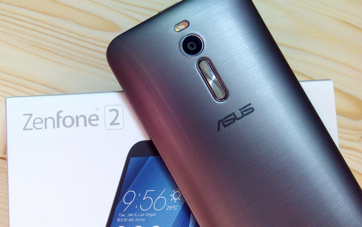 Update Asus Zenfone 2 (ZE551ML) Bawa Dukungan Android for Work
