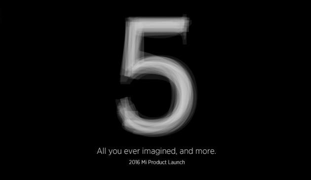 VP Xiaomi Mi 5 Diresmikan 24 Februari