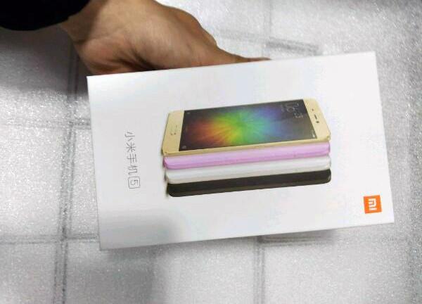 Situs Benchmark Ungkap Xiaomi Mi 5 Gunakan Layar 5,7 Inci