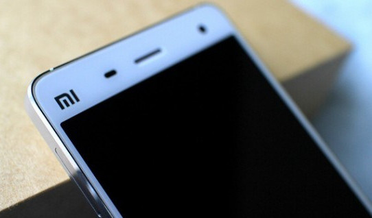 Xiaomi smartphone - ilustrasi