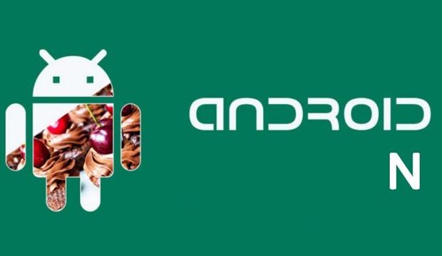 Ada Hamburger di Pengaturan Android N