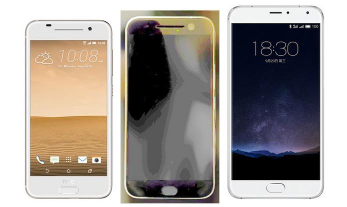 Adopsi Desain One A9, HTC One M10 Malah Lebih Mirip Meizu Pro 5