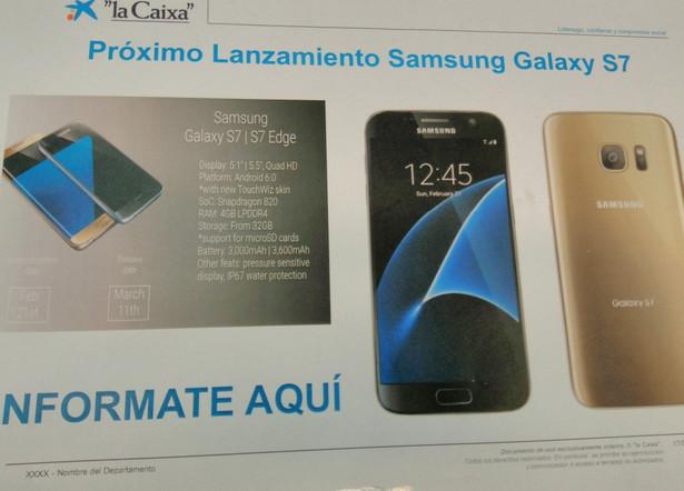 Brosur Samsung Galaxy S7 Beredar, Konfirmasi Layar Pressure Sensitive Ala Force Touch