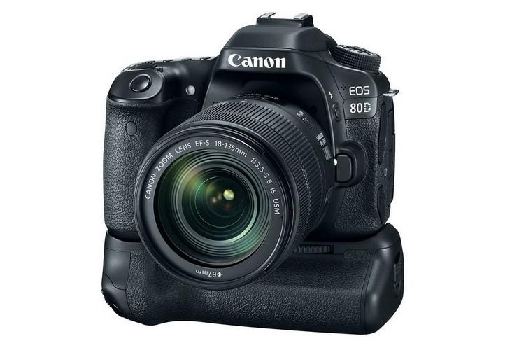 Canon EOS 80D Diresmikan