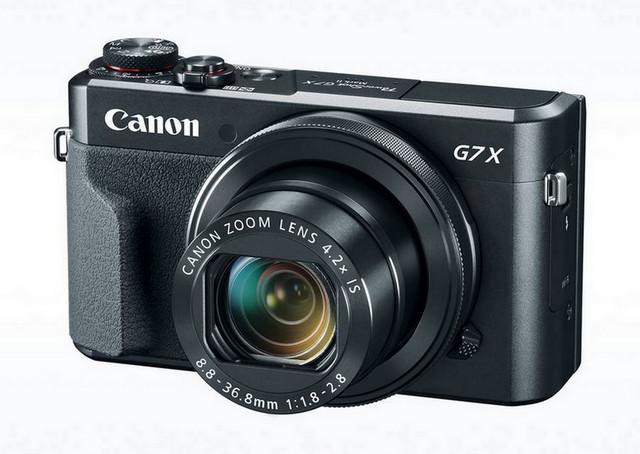 Canon PowerShot G7 X Mark II Resmi Diumumkan