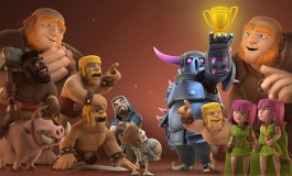 Clash of Clans Ungkap Clasher Legendaris di COC
