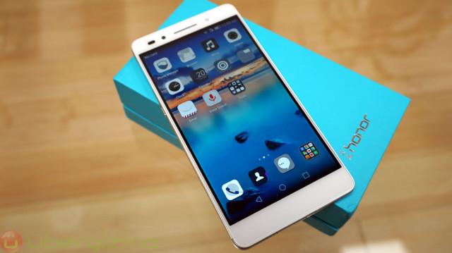Update Android 6.0 Marshmallow Untuk Huawei Honor 7 Bergulir Akhir Februari