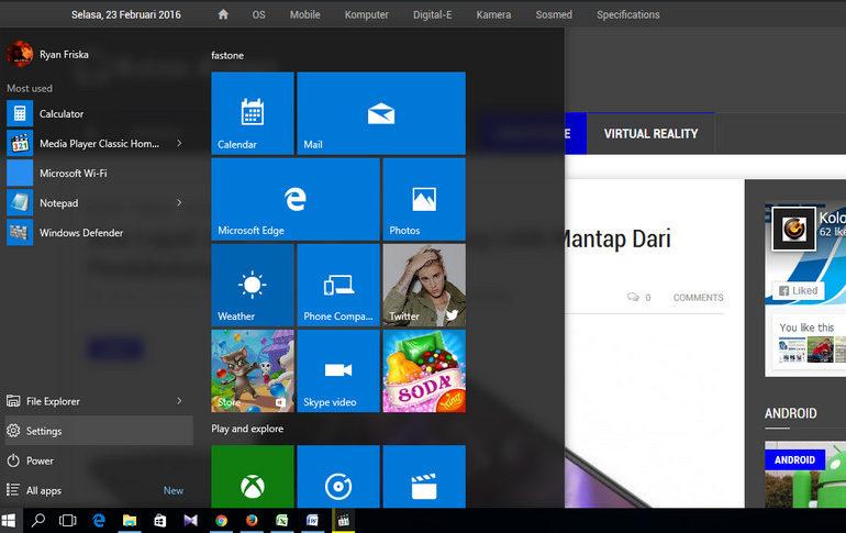 Tingkat Adopsi Windows 10 yang Tercepat Dari Seluruh Versi Windows