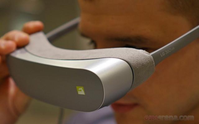 LG 360 VR Diperkenalkan, Headset VR Dengan Desain yang Kompak 1