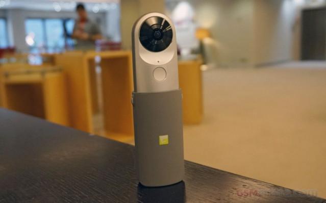 LG Perkenalkan Kamera 360°, LG 360 Cam!