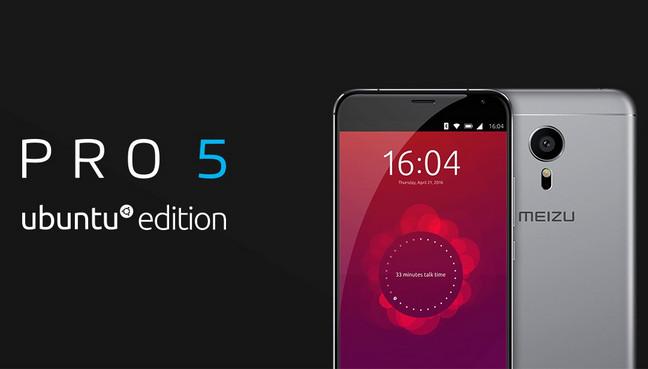 Meizu PRO 5 Ubuntu Edition Sudah Siap Dipesan