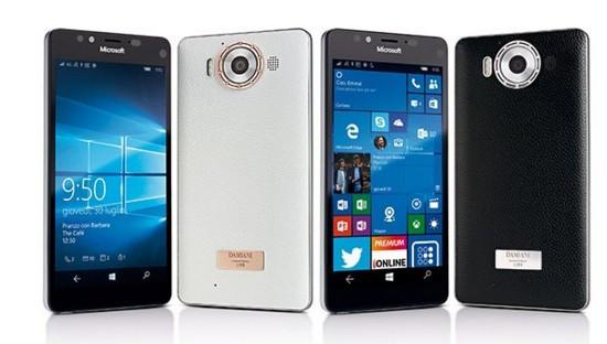 Microsoft Hadirkan Lumia 950 Special Edition Bertatahkan Berlian 1