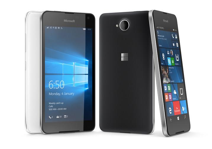 Microsoft Luncurkan Lumia 650 Seharga Rp 2,6 Juta