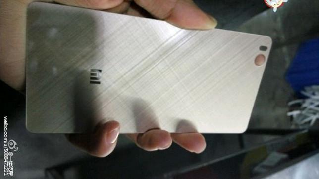 Panel Belakang Xiaomi Mi 5 Punya Motif yang Menarik