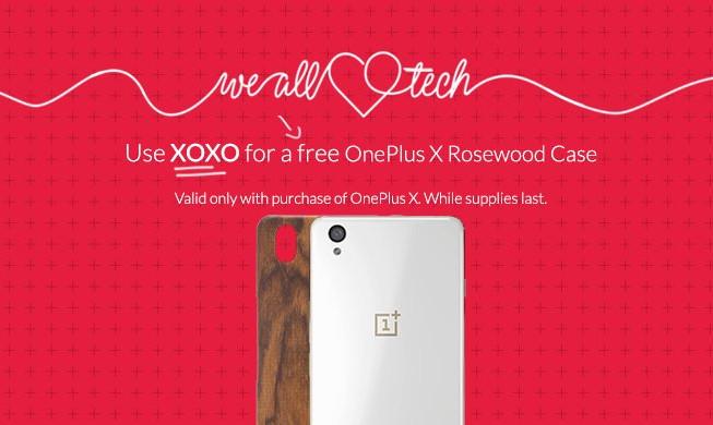 Peringati Valentine, OnePlus Tawarkan Case Rosewood Untuk OnePlus X
