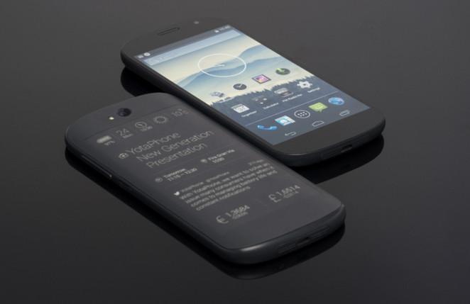 Ponsel Dua Layar Yota Yotaphone 2 Rilis di Indonesia