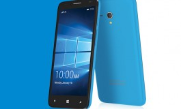 Ponsel Windows 10 Mobile Alcatel Disebut Idol Pro 4