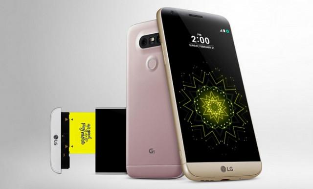 Resmi Diumumkan, LG G5 Punya Desain Modular dan Dual-Kamera 1
