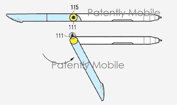 S Pen di Lini Samsung Galaxy Note Mendatang Bisa Jadi Sandaran 1