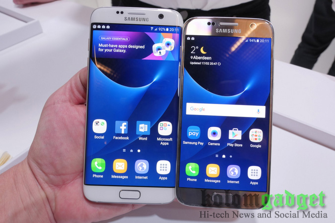 "Samsung ""Gusur"" Video dan Musik Player di Galaxy S7"