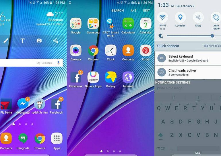 Samsung Galaxy Note 5 Dapatkan Update Android 6.0 Marshmallow Beta di Amerika Serikat