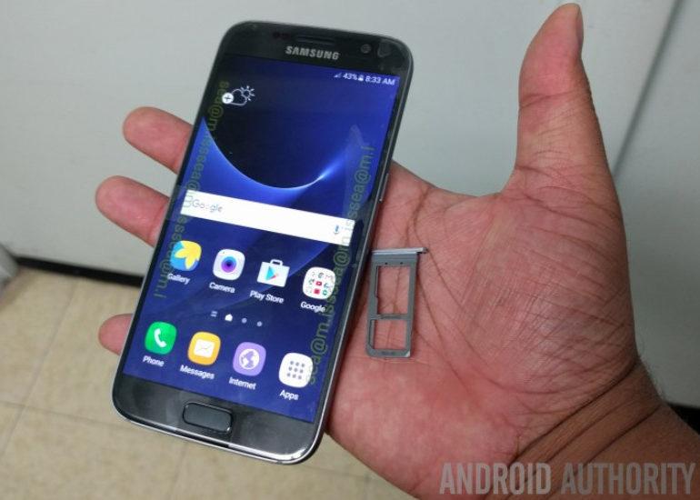Samsung Galaxy S7 Muncul Dalam Video Jelang Rilisnya