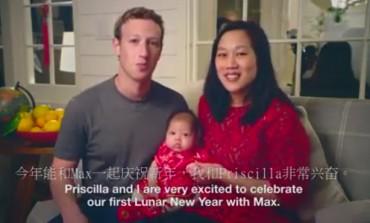 """""""Selamat Tahun Baru Imlek"""", Kata Bos Facebook Dalam Bahasa Mandarin"""