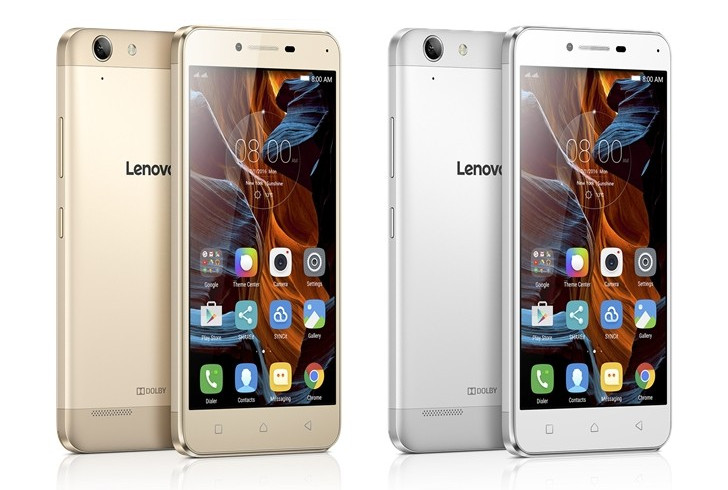 Smarpthone Mid-range, Lenovo Vibe K5 & K5 Plus Diluncurkan