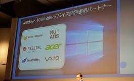 VAIO Akan Luncurkan Smartphone Windows 10 Mobile Pada 4 Februari