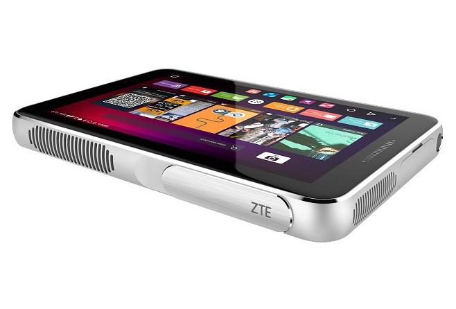 ZTE Perkenalkan Smart Proyektor Spro Plus