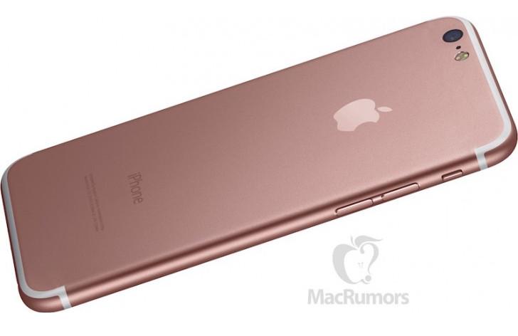 iPhone 7 Didesain Mirip Seperti iPhone 6s, Namun Tanpa Punuk Kamera
