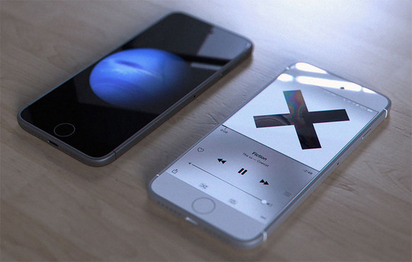 iPhone 7 Tanpa Jack Headphone Mungkin Akan Terlihat Seperti Ini