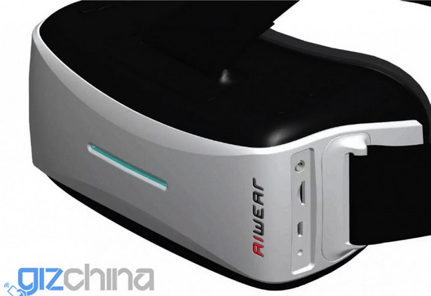 Aiwear VR, Headset VR Ini Bisa Bekerja Tanpa Komputer dan Smartphone 1