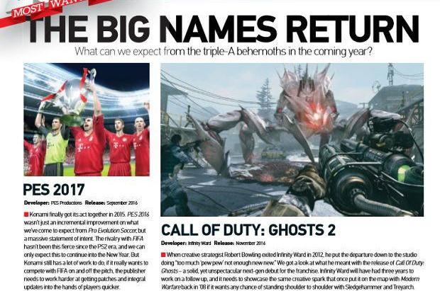 Anda Bisa Harapkan Call Of Duty: Ghosts 2 Tahun Ini