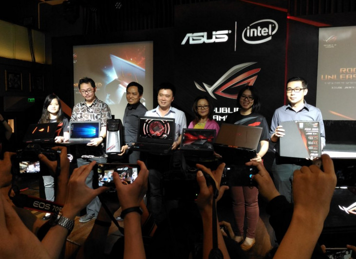 Asus ROG GL552 & GL752, Dua Notebook Gaming Entry-Level