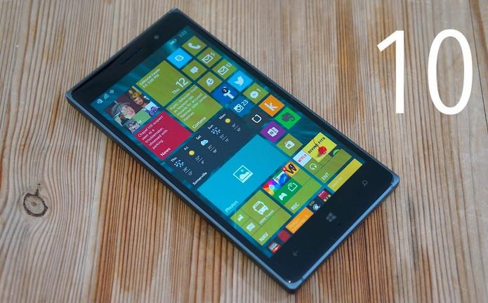 Bocoran Screenshot Windows 10 Mobile Perlihatkan Opsi Aplikasi Pesan
